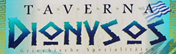 Taverna Dionysos Logo